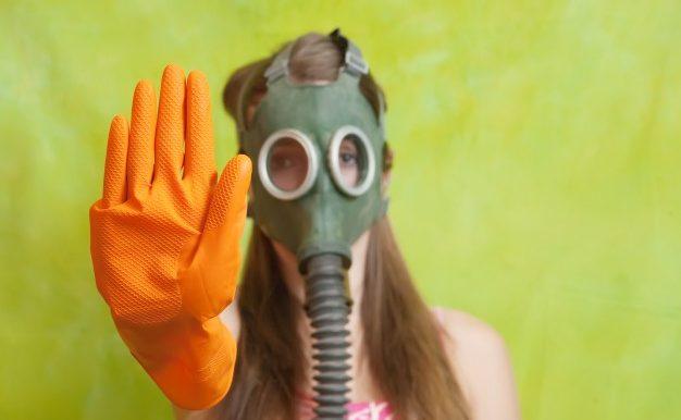 Мы против химии!