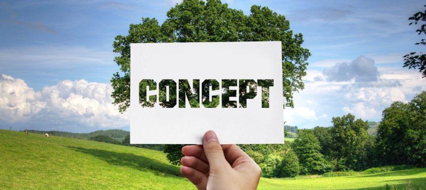 Ландшафтное проектирование. Концепция.